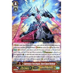 CFV G-BT12/005EN RRR  Supremacy True Dragon, Claret Sword Helheim