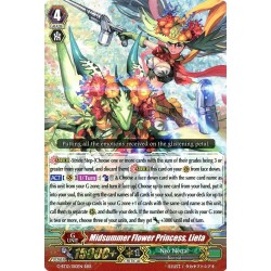 CFV G-BT12/010EN RRR  Midsummer Flower Princess, Lieta