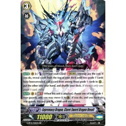 CFV G-BT12/014EN RR  Supremacy Dragon, Claret Sword Dragon Revolt