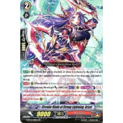 CFV G-BT12/018EN RR  Circular Blade of Strong Lightning, Grizel
