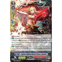 CFV G-BT12/019EN RR  Summon Lightning Dancing Princess, Anastasia