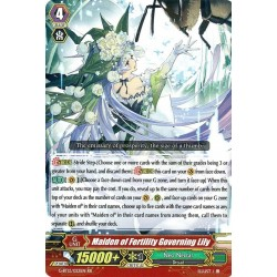 CFV G-BT12/023EN RR  Maiden of Fertility Governing Lily