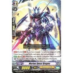 CFV G-BT12/031EN R  Morion Spear Dragon