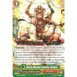 CFV G-BT12/038EN R  Mystic Wisdom Creation, Brahma