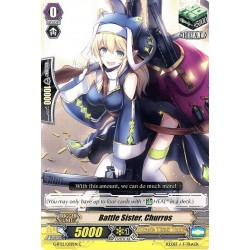 CFV G-BT12/059EN C  Battle Sister, Churros