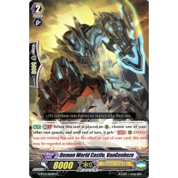 CFV G-BT12/063EN C  Demon World Castle, VanGenbeze