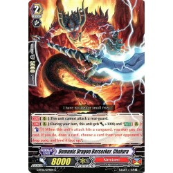 CFV G-BT12/079EN C  Demonic Dragon Berserker, Chatura