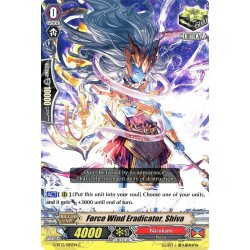 CFV G-BT12/085EN C  Force Wind Eradicator, Shiva