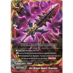 BFE X-BT03/0011EN RR Arc Dragon Sword, Dracross