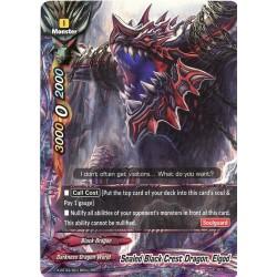 BFE X-BT03/0018EN RR Sealed Black Crest Dragon, Elgod