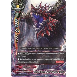 BFE X-BT03/0018EN RR Sealed Black Crest Dragon, Elgod