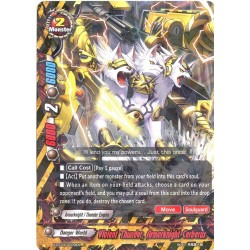 BFE X-BT03/0029EN R Violent Thunder, Armorknight Cerberus