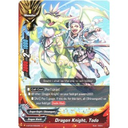 BFE X-BT03/0050EN U Dragon Knight, Todo