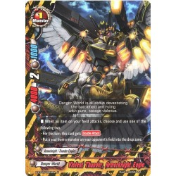 BFE X-BT03/0053EN U Violent Thunder, Armorknight Eagle
