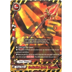 BFE X-BT03/0057EN U Eradication Spear, Skypierce