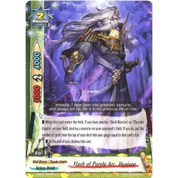 BFE X-BT03/0058EN U Flash of Purple Arc, Hyojuro