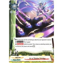BFE X-BT03/0062EN U Art of Shadow Stitching