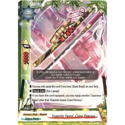 BFE X-BT03/0063EN U Exquisite Sword, Crane Princess