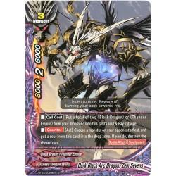 BFE X-BT03/0065EN U Dark Black Arc Dragon, Zem Sevens