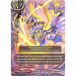 BFE X-BT03/0067EN U Black Arc Dragon, Rolldice