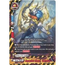 BFE X-BT03/0079EN C Impartial Beast, Garrdias