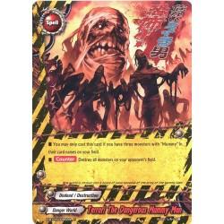 BFE X-BT03/0085EN C Terror! The Dangerous Mummy Man