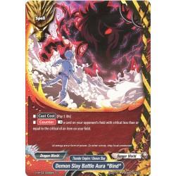 "BFE X-BT03/0096EN C Demon Slay Battle Aura ""Bind"""