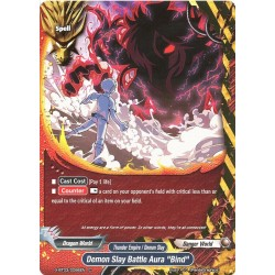 "BFE X-BT03/0096EN C Demon Slay Battle Aura ""Bind"""