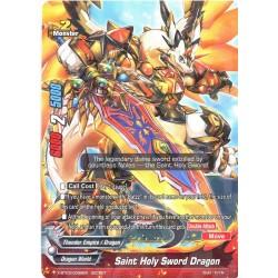 BFE X-BT03/0098EN Secret Saint Holy Sword Dragon