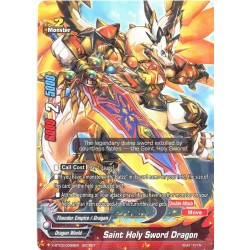 BFE X-BT03/0098EN Secret Saint Holy Sword Dragon