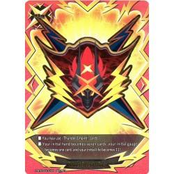 BFE X-BT03/0101EN Secret Thunder Emperor's Fangs