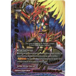 BFE X-BT03/0102EN Secret Overturn Black Death Dragon, Abygale