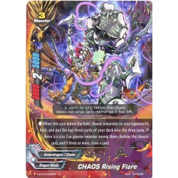 BFE X-BT03/0022EN Foil/R CHAOS Rising Flare