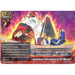 BFE X-BT03/0026EN Foil/R Guardians? Executioners? Or Worse?!