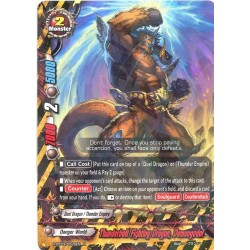 BFE X-BT03/0028EN Foil/R Thunderbolt Fighting Dragon, Demongodol