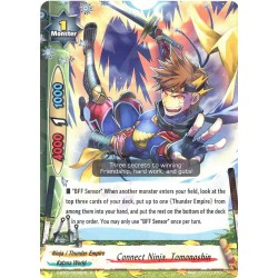 BFE X-BT03/0036EN Foil/R Connect Ninja, Tomonoshin