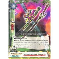 BFE X-BT03/0037EN Foil/R Hidden Dark Arms, Yobigatana