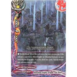 BFE X-BT03/0042EN Foil/R Apocalypse Knights Brigade, Pale Riders