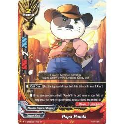 BFE X-BT03/0047EN Foil/U Papa Panda
