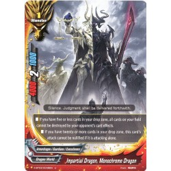 BFE X-BT03/0048EN Foil/U Impartial Dragon, Monochrome Dragon