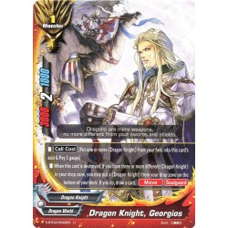 BFE X-BT03/0049EN Foil/U Dragon Knight, Georgios