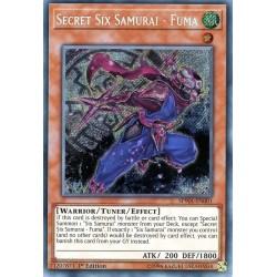SPWA-EN001 Secret Six Samurai - Fuma / Six Samouraïs Secrets - Fuma
