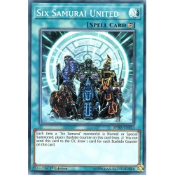 SPWA-EN013 Six Samurai United / Union des Six Samouraïs