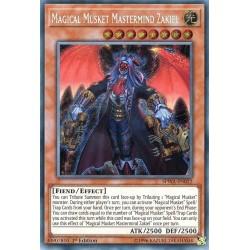 SPWA-EN022 Magical Musket Mastermind Zakiel / Zakiel, Cerveau de la Magie de Mousquet