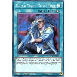 SPWA-EN023 Magical Musket - Steady Hands / Magie de Mousquet - Mains Fermes