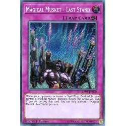 SPWA-EN028 Magical Musket - Last Stand / Magie de Mousquet - Dernier Acte