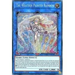 SPWA-EN035 The Weather Painter Rainbow / Arc-en-Ciel, Peintre Météorologique