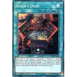 SPWA-EN049 Shien's Dojo / Dojo de Shien