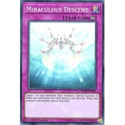 SPWA-EN060 Miraculous Descent / Chute Miraculeuse
