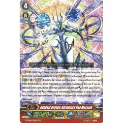 CFV G-CB06/001EN GR  Genesis Dragon, Harmonics Neo Messiah